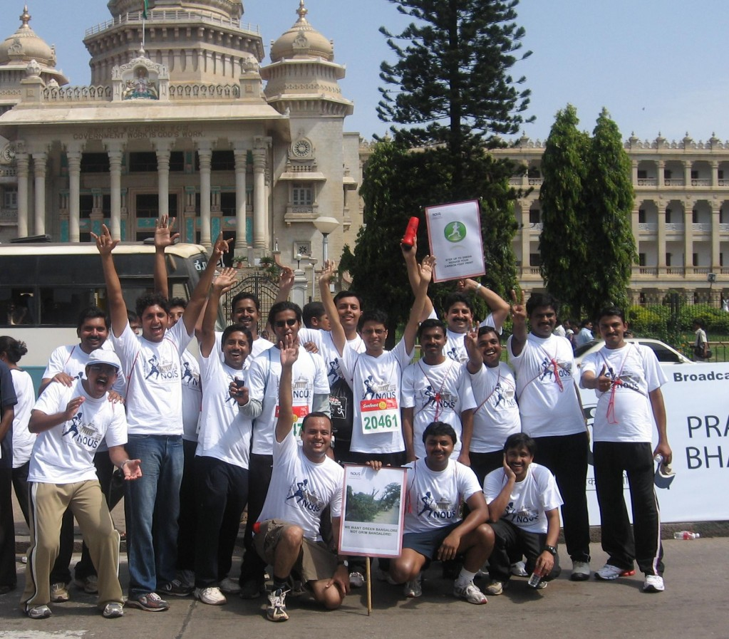 Vidhan Soudha: Government Work is God's Work!  ;-))